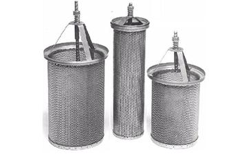 Cestelli filtrazione liquidi