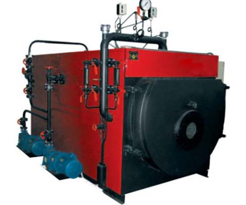 Generatore di vapore - Pressione di bollo 6-8-10-12.15 bar