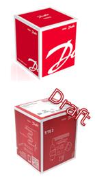 imballi ed etichette Danfoss