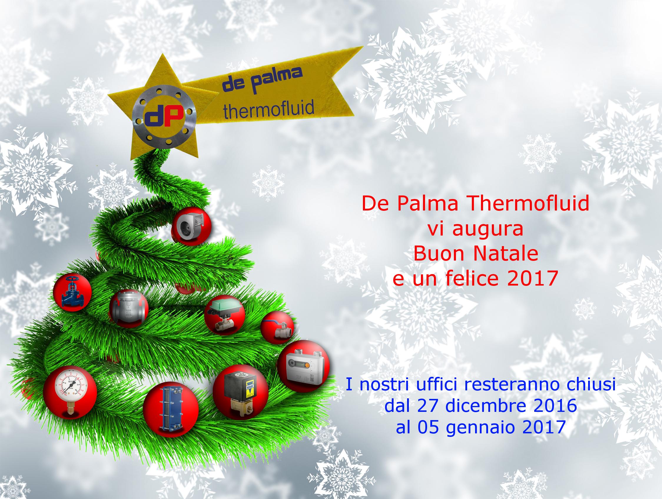 Auguri Di Buon Natale Aziendali.Chiusura Aziendale Per Festivita Natalizie Thermofluid
