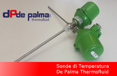 Sonde di temperatura De Palma Thermofluid