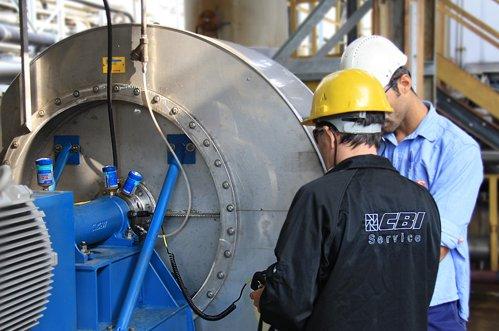 Ventilatori CBI per settore industriale e marino