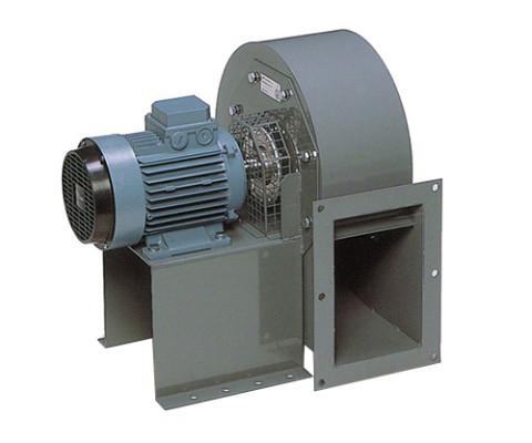 Ventilatori centrifughi a semplice aspirazione DELTA